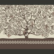 Fototapeta - Spiral branches A0-LFTNT0866