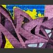 Fototapeta - Street art - graffiti A0-LFTNT0643