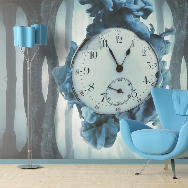 Fototapeta - Surrealism of time (450x270 cm) A0-F4TNT0060-P