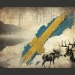 Fototapeta - Swedish climate A0-LFTNT0420