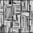 Fototapeta - Szary labirynt A0-WSR10m216