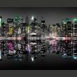 Fototapeta - Tam gdzie rodzą się marzenia - NYC A0-LFTNT0719