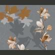 Fototapeta - Tańczące cienie magnolii A0-LFTNT0527