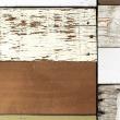 Fototapeta - Tęczowe odcienie drewna A0-WSR10m514