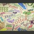 Fototapeta - The fragrance of coffee A0-F4TNT0017-P