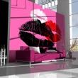 Fototapeta - Trzy pocałunki A0-LFTNT0519