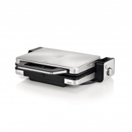 Grill elektryczny 2w1 WMF Electro Lono czarno-srebrny