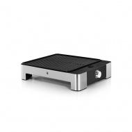 Grill elektryczny stołowy Lono Quadro WMF srebrny