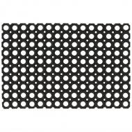Gumowe maty, wycieraczki, 5 szt., 23 mm, 40 x 60 cm