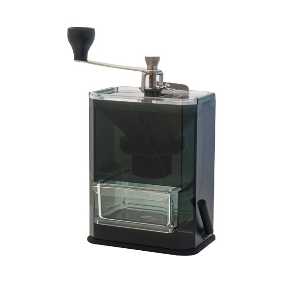 Hario Clear Coffee Grinder – młynek do kawy CD-MXR-2TB