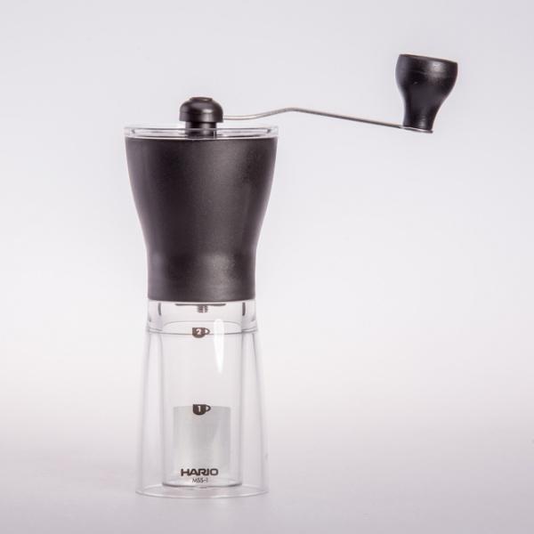 Hario Mini Mill Slim - młynek do kawy CD-MSS-1B