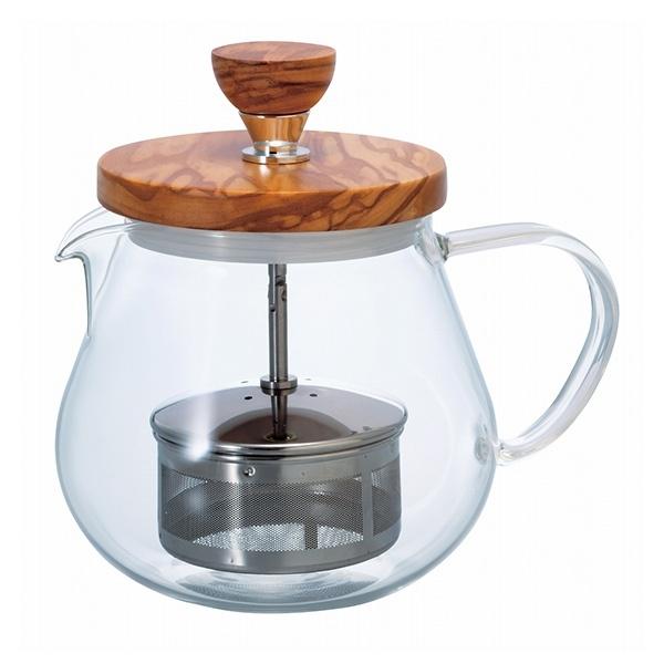 Hario Teaor - Dzbanek do herbaty - Olive Wood - 450ml CD-TEO-45-OV