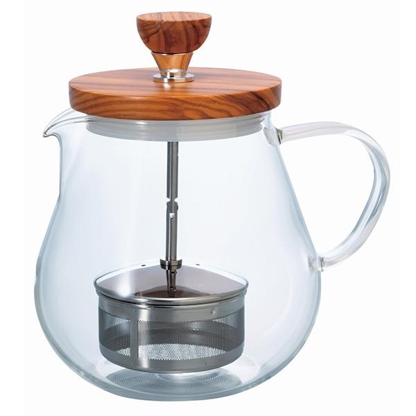 Hario Teaor - Dzbanek do herbaty - Olive Wood - 700ml CD-TEO-70-OV