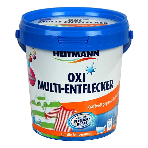 HEITMANN 750g Oxi Multi-Entflecker Multi-odplamiacz 4052400035607