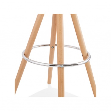 Hoker Kokoon Design Agouti Mini ciemnoszary nogi jasne