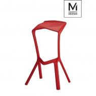 Hoker Miura Modesto Design 80cm czerwony