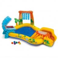 Intex Dmuchany basen Dinosaur Play Center, 249x191x109 cm, 57444NP