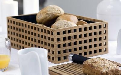 Jak wyczyścić drewniany chlebak?