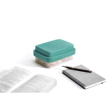Lunch box 19,2x13,5x6cm Joseph Joseph GoEat turkusowy