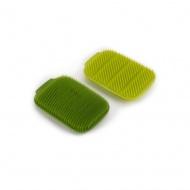 JJ - Zestaw 2 czyścików, zielony, Clean Tech