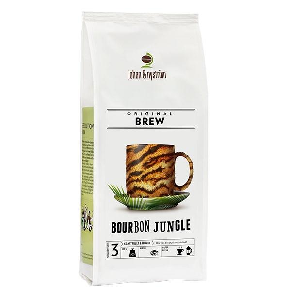 Johan & Nyström - Bourbon Jungle CD-KB85