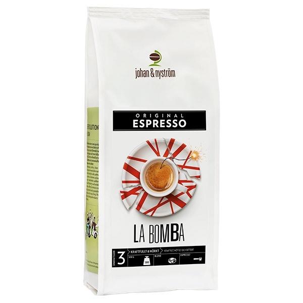 Johan & Nyström - Espresso La Bomba CD-KE55