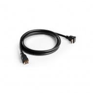 Kabel HDMI Meliconi z zakrzywioną końcówką 1,5m