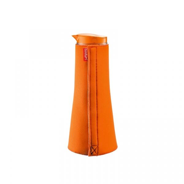 Karafka 1 l Bodum Bistro pomarańczowa BD-11187-106