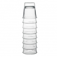 Karafka 900 ml + szklanki PO: Aquatower