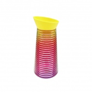 Karafka na napoje 1 l Zak! Designs Rainbow ciepłe kolory