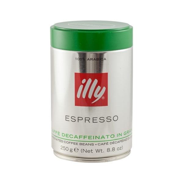 Kawa ziarnista Illy Espresso Decaffeinato CD-Trader-52