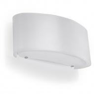 Kinkiet 12x30x10cm Sollux Lighting Boris biały