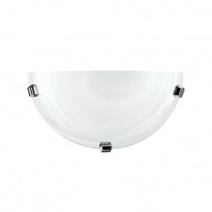 Kinkiet 16x30 cm Lampex K1 Duna biały