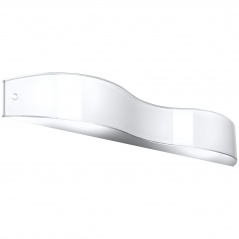 Kinkiet 42x6x6cm Sollux Lighting Valle40 biały