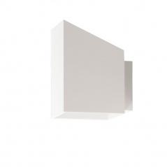 Kinkiet Rubik długi Lampex biały