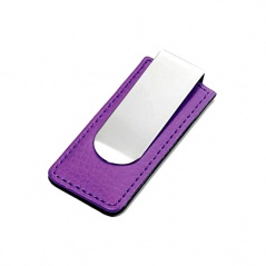 Klip na pieniądze Troika Money Clip purple