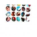 Klipsy do zdjęć 110 szt. Lomography Fotoclips