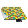 Koc piknikowy 210x180 cm Spokey Picnic Bricks (835241) 5901180352413