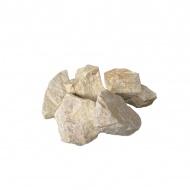 Komplet kamieni ozdobnych do biokominków Ecofire Łamany Łupek jasne