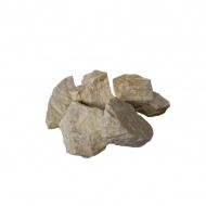 Komplet kamieni ozdobnych do biokominków Ecofire Łamany Łupek ciemne