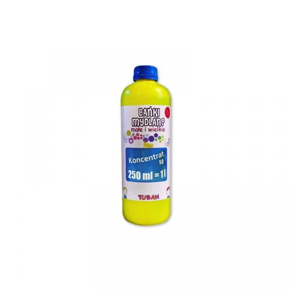 Koncentrat płynu do baniek mydlanych 0,25 litra = 1 litr Tuban 5907731336291