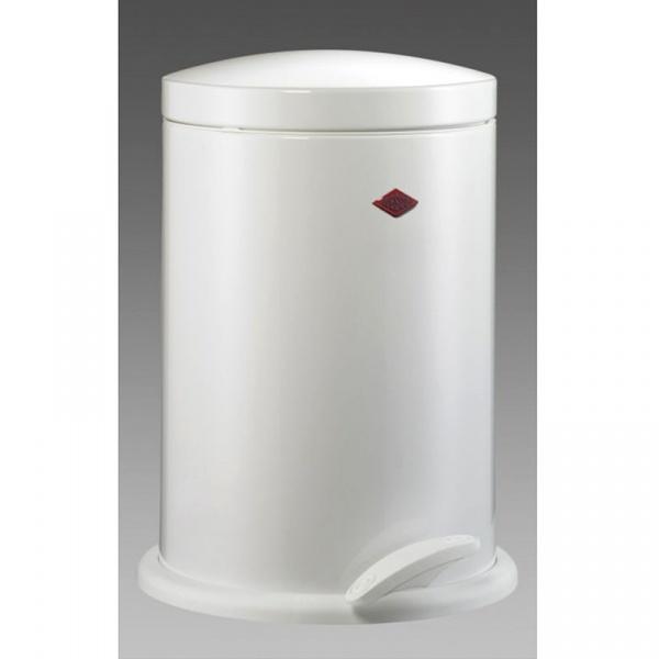 Kosz 13 l Wesco Base biały W-116212-01