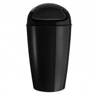 Kosz na śmieci Koziol Del XL czarny