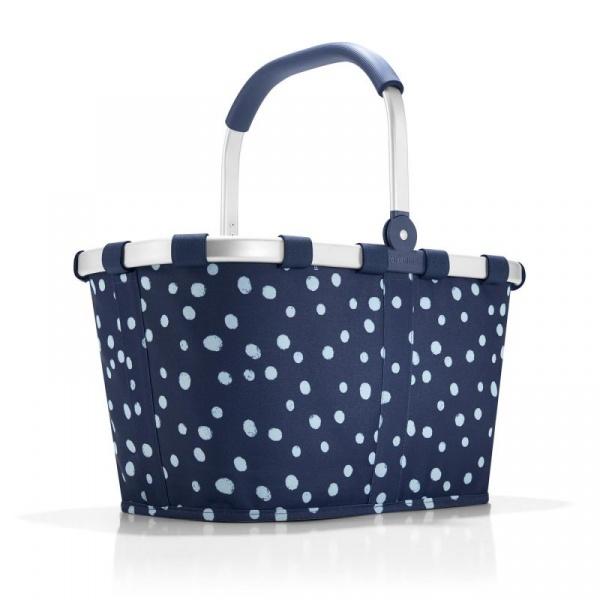 Koszyk carrybag Reisenthel Spots Navy niebieski RBK4044