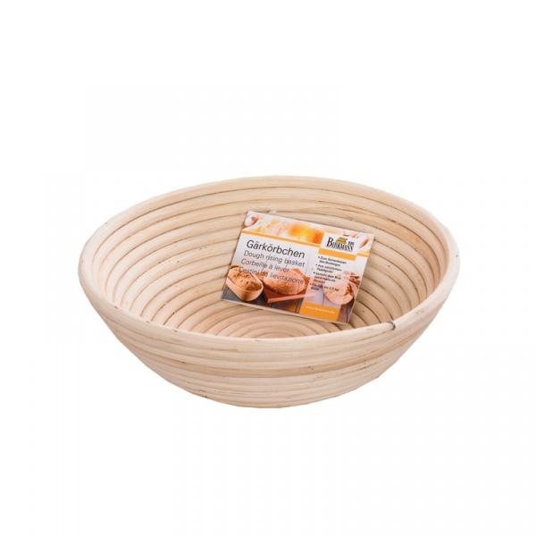 Koszyk do wyrastającego chleba 25 cm Birkmann okrągły 208 971