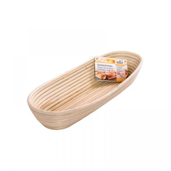 Koszyk do wyrastającego chleba 40,5 cm Birkmann podłużny 208 995
