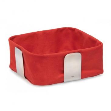 Koszyk na pieczywo Blomus Desa 25,5 cm czerwony