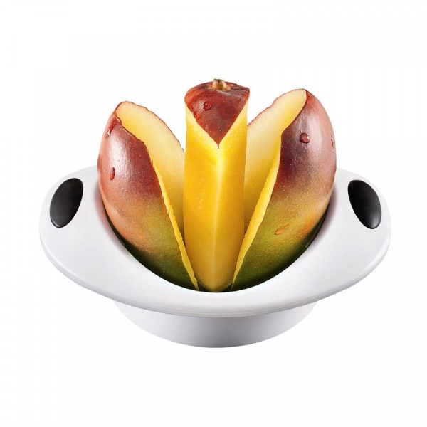 Krajacz do mango 17cm Moha biały MO-25302