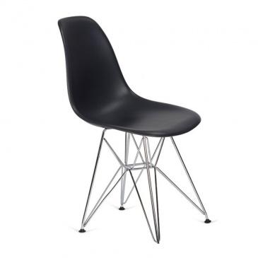 Krzesło 46x54x81cm King Home DSR Silver antracytowe