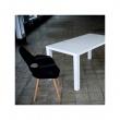Krzesło A-Shape PP białe DK-22888